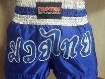 Шорты TOP TEN тайский бокс/кикбоксинг