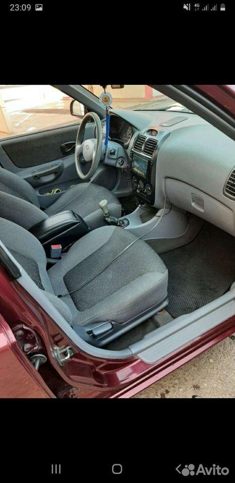 Hyundai Accent, 2008  89635944025 купить 8