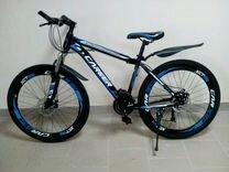 Велосипед Новый 26 крылья, бутылочка