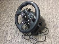 Руль Logitech Driving Force G920 + Shifter