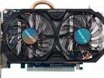 Gigabyte GeForce GTX 750 Ti OC Ultra Durable 2GB