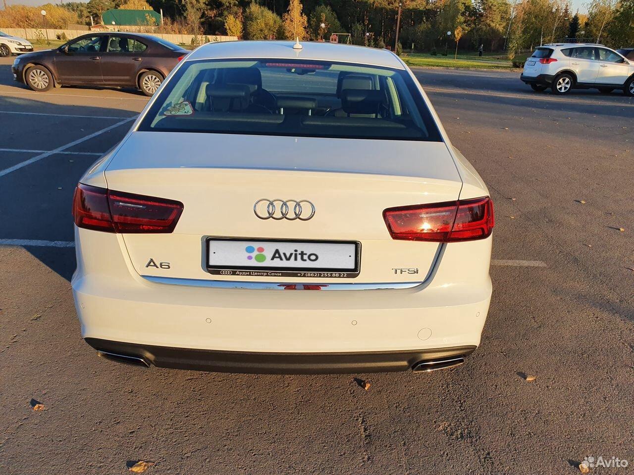 Audi A6, 2018  89588677578 купить 10