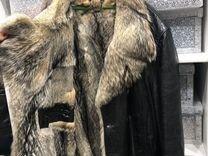Дубленка мужская — Одежда, обувь, аксессуары в Москве
