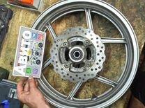 Kawasaki z750 задний колёсный диск