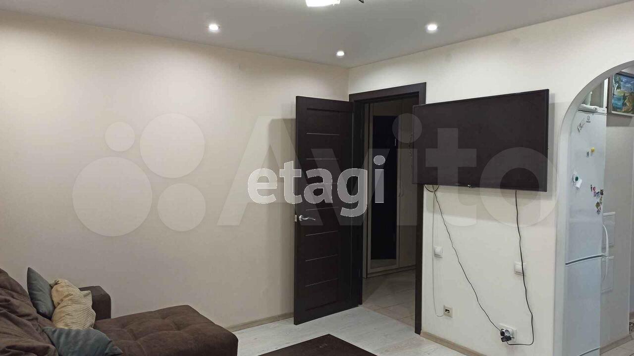 2-к квартира, 35 м², 2/5 эт.  89121707569 купить 1