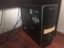 Компьютер полностью в сборе