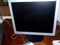 Системник,монитор,клавиатура,мышь,сканер,принтер