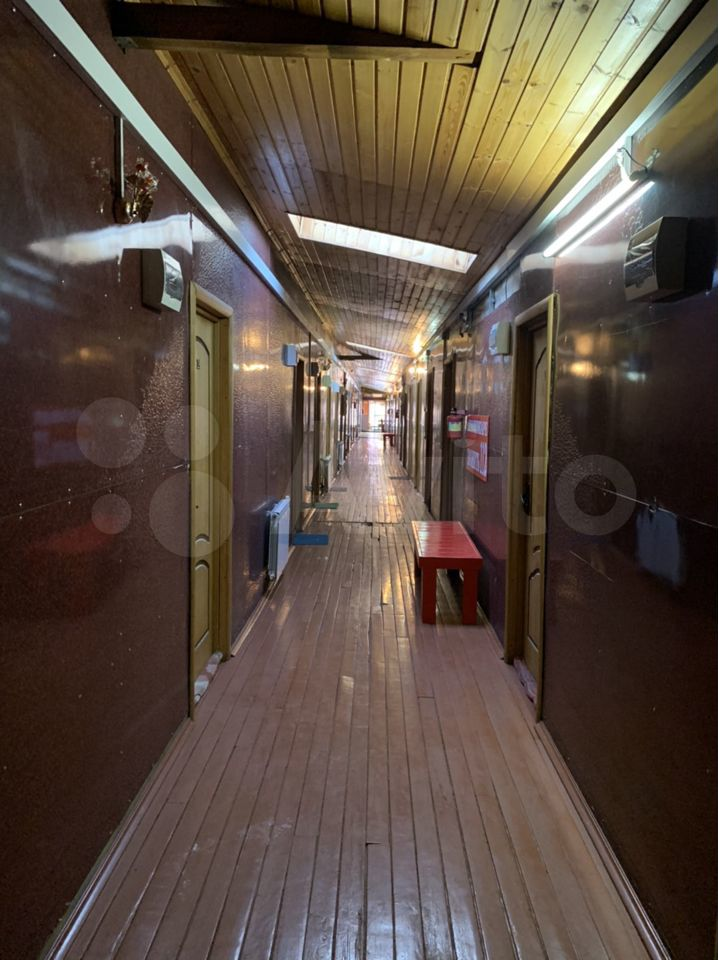 Комнаты в общежитии