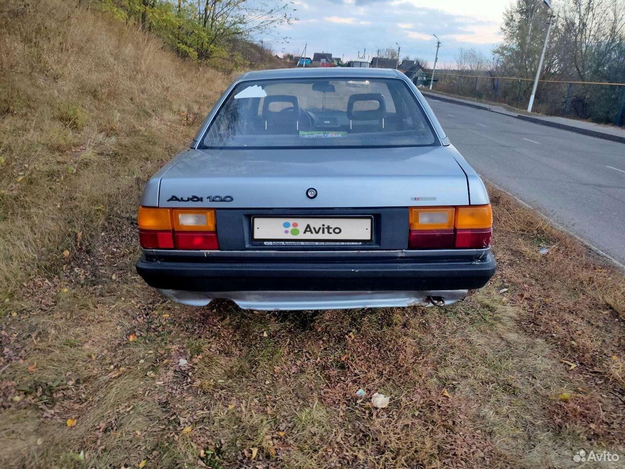 Audi 100, 1984  89507131641 купить 3