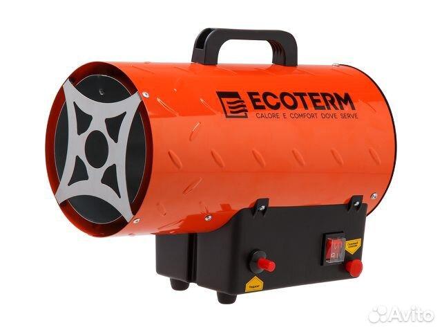 Газовая тепловая пушка ecoterm GHD-101  89009512171 купить 1