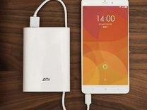 Портативный акб-роутер Xiaomi ZMI 4G