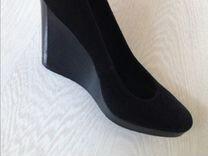 Туфли на танкетке Calvin Klein