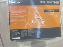 Роутер d-link — Бытовая электроника в Великовечном