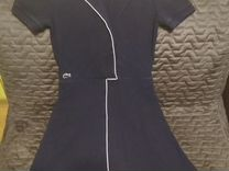 Платье Lacoste — Одежда, обувь, аксессуары в Томске