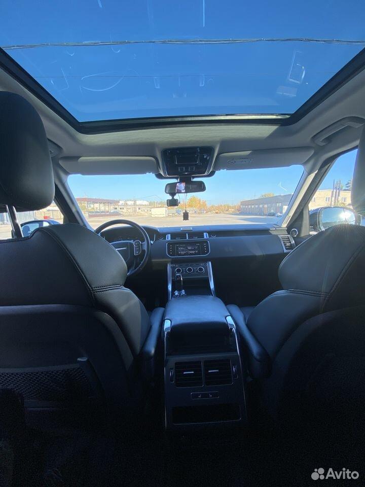 Land Rover Range Rover Sport, 2015  89093571373 купить 5