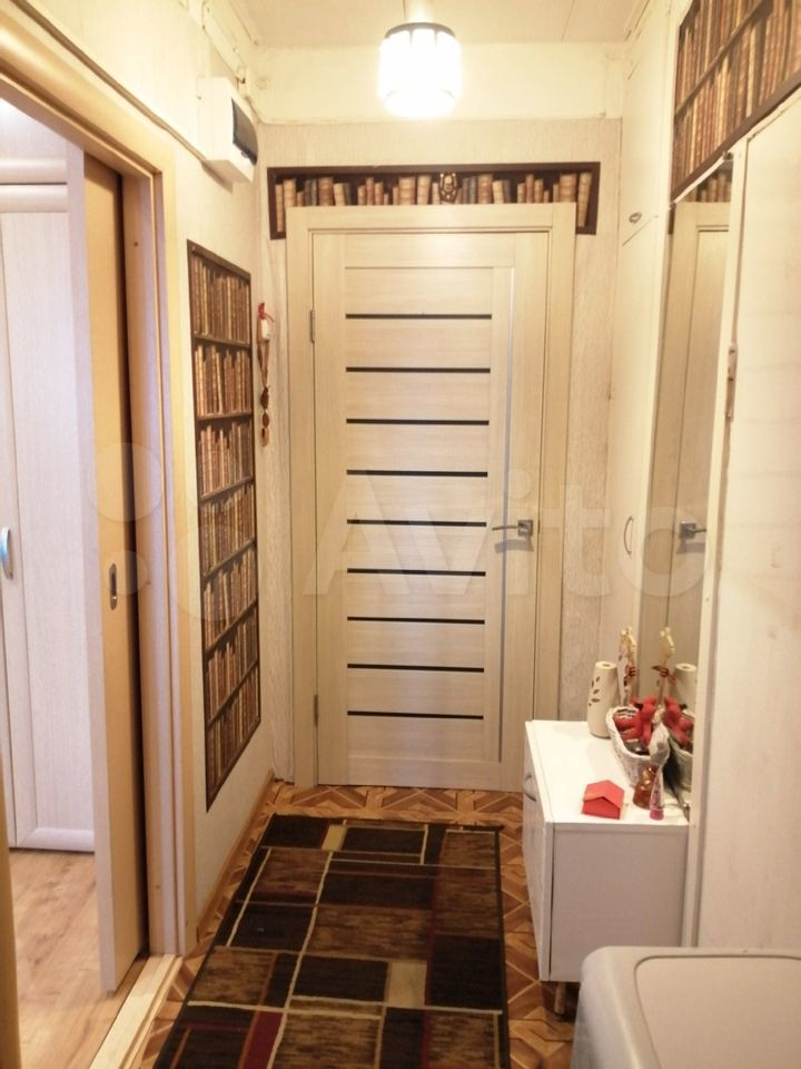1-к квартира, 36 м², 1/2 эт.  89210126668 купить 5