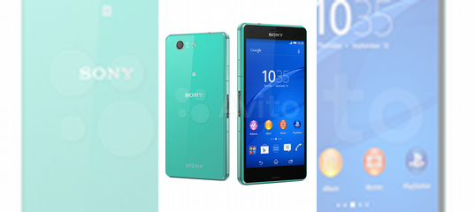 Sony z3 compact