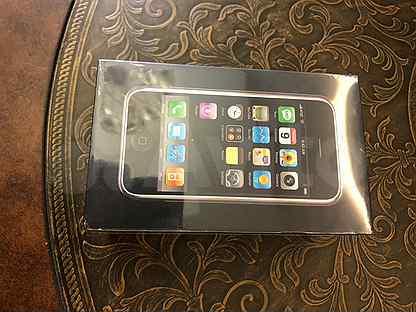 iPhone 2G (неактивированый,запечатанный,эксклюзив)