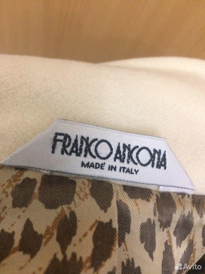Пальто кашемировое. Италия  89203411251 купить 2