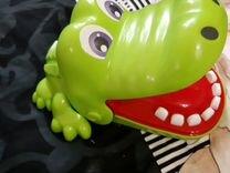 Крокодил-дантист от Хасбро