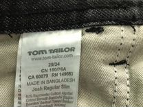 Джинсы Tom Tailor