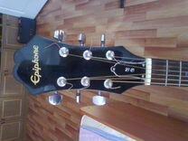 Гитара epiphone — Музыкальные инструменты в Геленджике