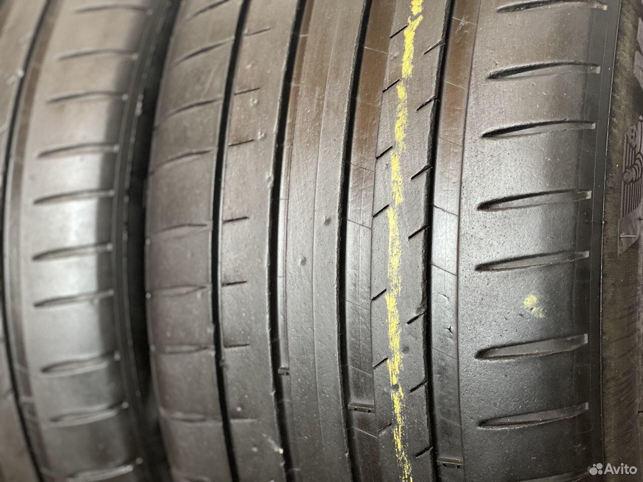 89380001718  255/45/18 Michelin Pilot Sport 4 (5 mm)